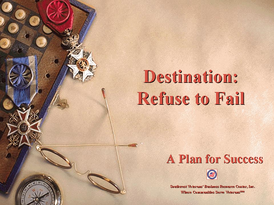 Destination: Refuse To Fail