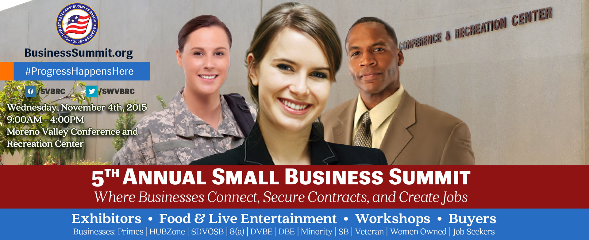 5th Annual Business Summit